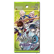 """(1pack)TCG Fire Emblem 0 (Cipher) Booster Pack """"Crossroads""""(10 cards included)"""