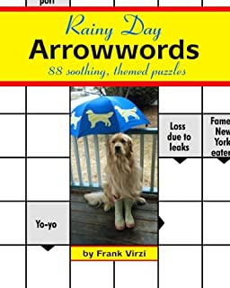 rainy day arrowwords 88 soothing themed puzzles
