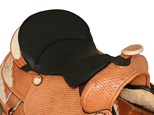 Tahoe Shock Absorbing Ortho Gel Seat Pad for Western Saddles Unique Wrinkle Free Design