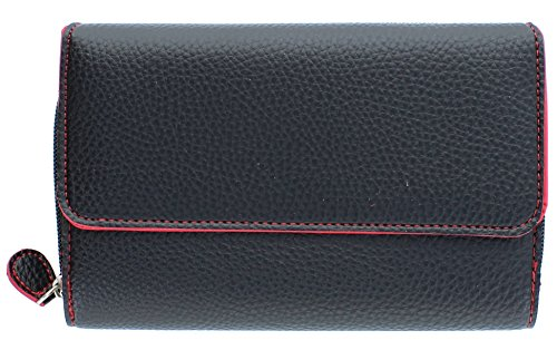 475-d159-mundi-womens-my-big-fat-wallet-organizer-clutch-on-the-edge-black-red
