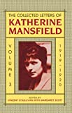 img - for The Collected Letters of Katherine Mansfield: Volume 3: 1919-1920: 1919-20 v. 3 by Katherine Mansfield (1993-02-25) book / textbook / text book