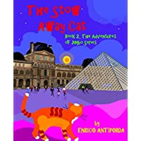 THE STOW AWAY CAT, Book 2 of The Adventures of Jimbo Series: An Illustrated Childrens Book (English Edition)