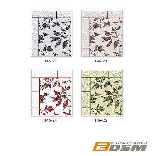carta da parati per cucina edem 146 20 e bagno lavabile a piastrelle con fiori in grigio chiaro e bianco amazonit fai da te