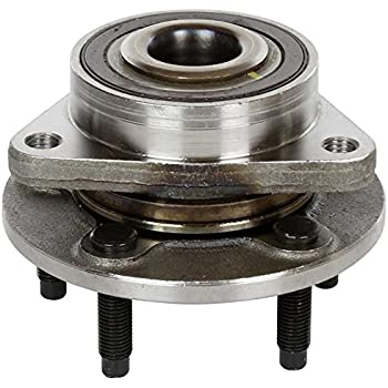 Prime Choice Auto Parts HB613302 Front Wheel Hub Bearing Assembly 5 Stud