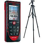 Leica Disto E7500i Laser Distance Measurer With TRI100 Tilting Head Tripod