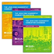The Slipcover for The John Zink Hamworthy Combustion Handbook: Three-Volume Set
