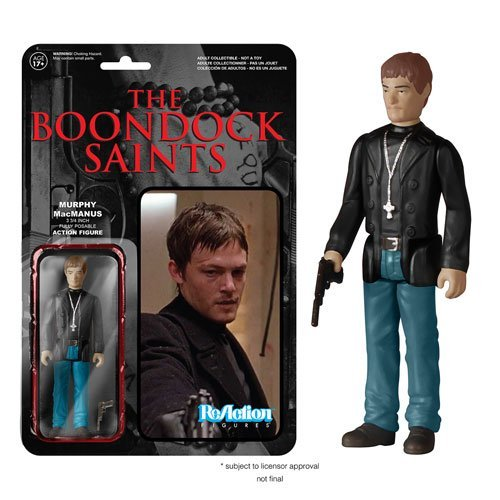 Boondock Saints Murphy MacManus ReAction 3 3/4-Inch Retro Action Figure by Boondock Saints