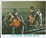 EASY COME EASY GO ELVIS PRESLEY FROG SUIT LOBBY CARD -  Silverscreen