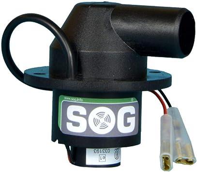 SOG Camping Puede Motor Ventilador, 26582: Amazon.es: Coche y ...