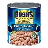 Gourmet Food : Bush's Best  Pinto Beans 111 oz (6 cans)