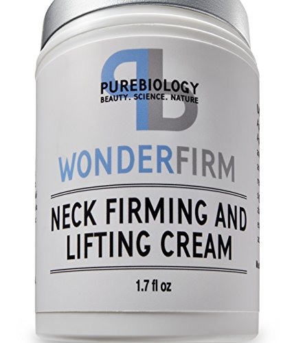 Neck Firming Cream with Breakthrough Lifting & Anti Wrinkle Complexes – Complete Anti Aging Moisturizer for Neck, Chest and Decollete(1.7 fl oz)