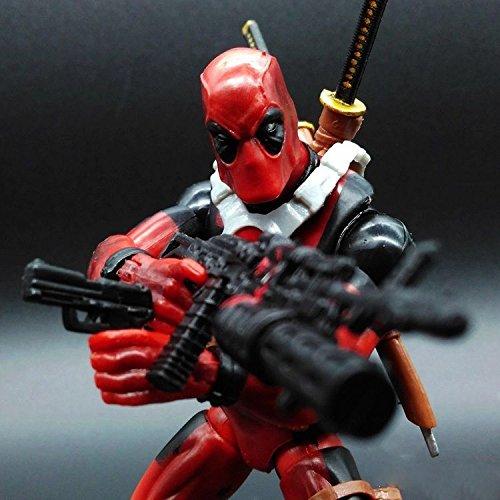 "NEW 2016 Marvel Legends 6"" Deadpool X-Men Wolverine Model Action Figure Loose"