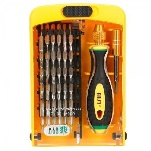 38 in 1 Best-888a Electronic Tool Precision Screwdriver Set