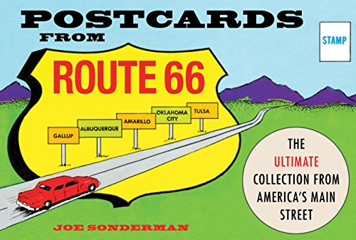 Postcards from Route 66: The Ultimate Collection from America's Main ()