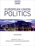 img - for European Union Politics by Michelle Cini (2016-01-07) book / textbook / text book