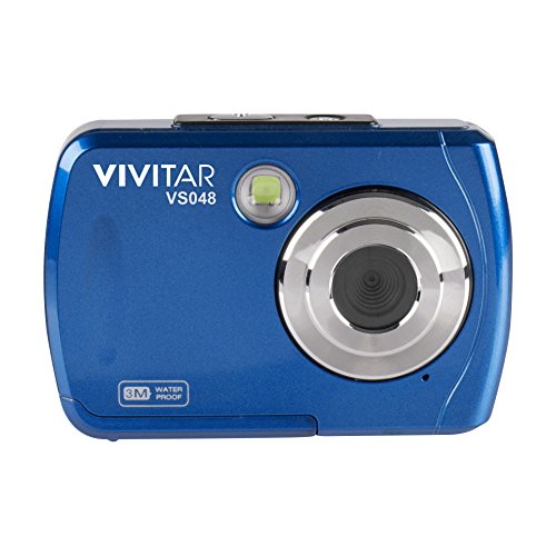 Vivitar 10MP Waterproof Digital Camera - Style and Color May
