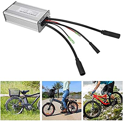 48V 36V 22A Controller For 250W 350W Brushless Motor Ebike Electric Bicycle