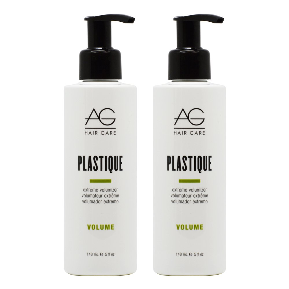 "AG Hair Plastique Extreme Volumizer 5oz ""Pack of 2"""