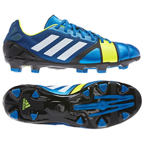 info for 42f40 ee3cf ... closeout adidas mens nitrocharge 2.0 trx fg soccer cleats 8.0 blue white  electricity buy online in