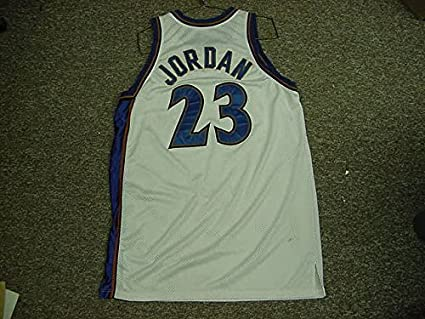 size 40 052ee eef37 Michael Jordan Washington Wizards 2002-03 Game Worn Jersey