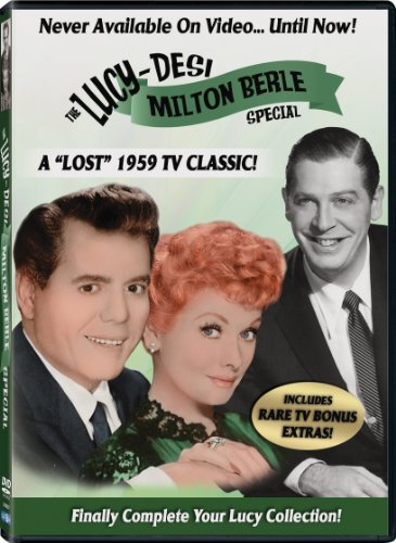 The Lucy-Desi Milton Berle Special