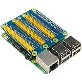 Extension GPIO 1 rangée en trois rangées pour Raspberry Pi 3