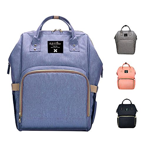 Diaper Bag Multi-Function Waterproof Travel Backpack Nappy Bags ...