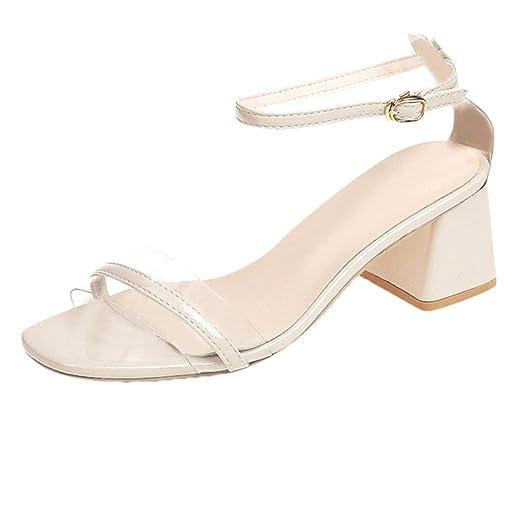ead695fbdf9 Amazon.com  Limsea Clearance Sale! Women s Heeled Sandals Ankle ...