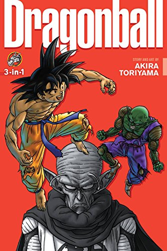 Dragon Ball (3-in-1 Edition), Vol. 6: Includes vols. 16, 17 & 18 (6) (Dragon 15 Manga Ball)