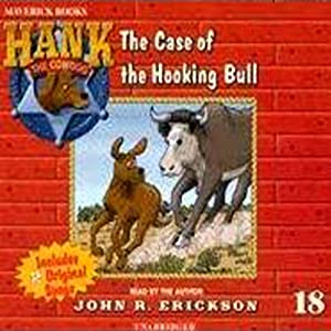 The Case of the Hooking Bull Audiobook