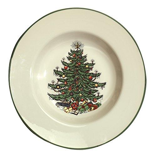 Original Christmas Tree Traditional Rim Soup