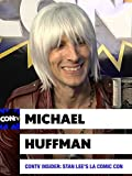 CONtv Insider: Stan Lee's LA Comic Con 2016 - Cosplayer Michael Huffman