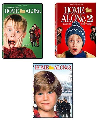 Home Alone 3 Movie Collection