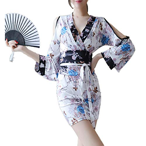 Bathrobe Costume Japanese Traditional Cosplay product image
