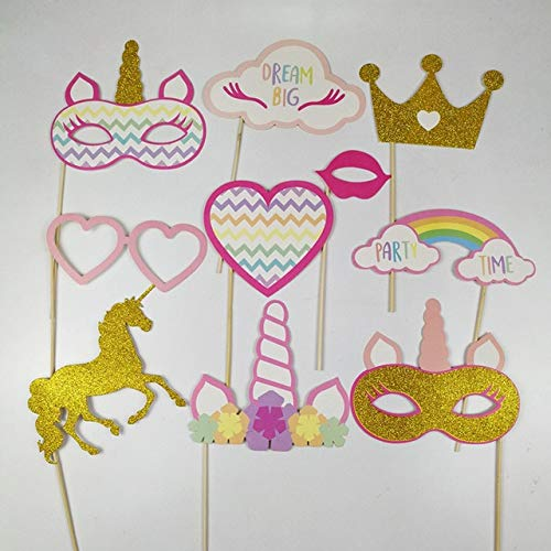 Decoraciones para fiesta de bricolaje - Photo Booth ...