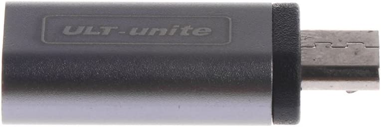 Sharplace 2X Micro USB 3.0 /À USB Type C Adaptateur Convertisseur M/âle vers Fem/êlle OTG pour Android Smartphones