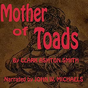 Mother of Toads Audiobook