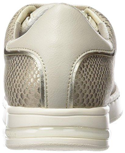 A Jaysen Gold Sneaker Damen D Lt Geox Gold Pc6BtSR