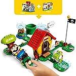LEGO-Super-Mario-Casa-e-Yoshi-Pack-di-Espansione-Giocattolo-Set-di-Costruzioni-71367