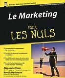 Le Marketing pour les Nuls 3e édition