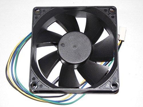 Power Logic 8025 PLA08025S12HH-1-LV 12V 0.5A 4Wire 8cm Cooling Fan