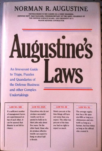 Augustine's Laws and Major System Development Programs