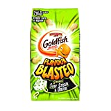 Pepperidge Farm Goldfish Flavour Blasted Slamming Sour Cream & Onion Crackers, 180g
