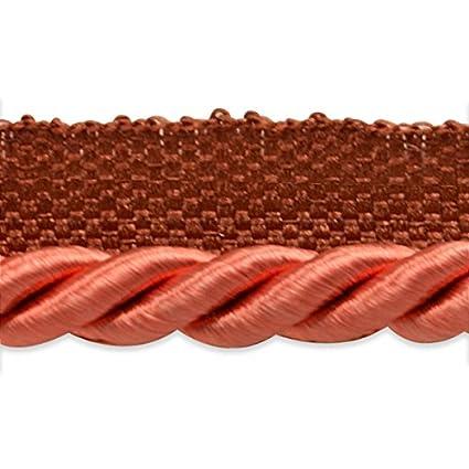 Expo International 20-Yard Emmerson Twisted Lip Cord Trim Embellishment Denim 1//4-Inch