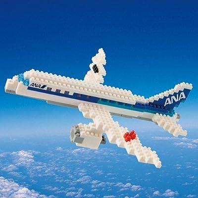 Nanoblock Jet Aircraft ANA model by Kawada
