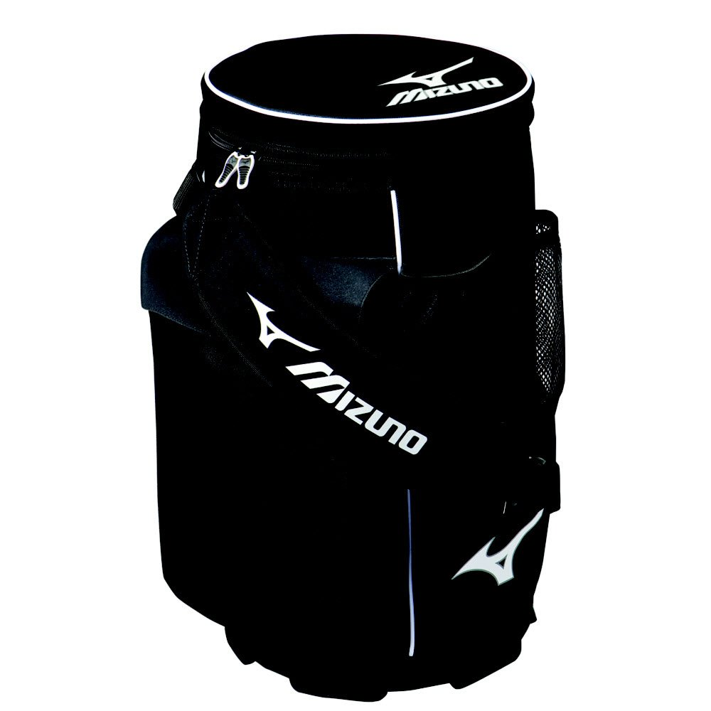Mizuno Organizer G2 Coaches Bucket (Black) by Mizuno (Image #1)