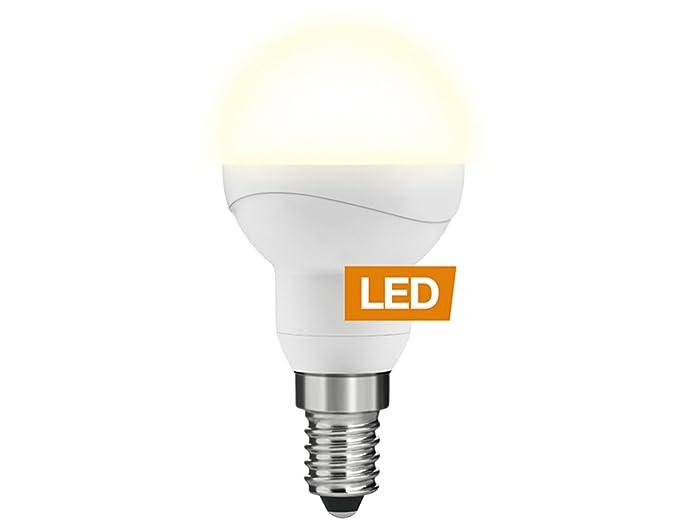 Ledon 25000643 - Bombilla LED, 5 W, temperatura de color 2700 k, casquillo