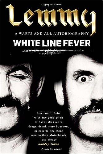 White Line Fever - The Autobiography libro gratis