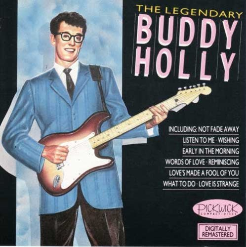 Buddy Holly - The Legendary Buddy Holly By Buddy Holly - Zortam Music