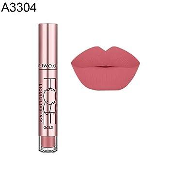 e87b81fe0179 Amazon.com : Lipstick By Maserfaliw, Women Moisturizer Smooth Liquid ...
